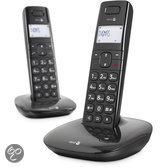 Doro Comfort 1010 - Duo DECT telefoon - Zwart