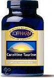 Toppharm Carnitine Taurine - Voedingssupplementen - 60 st