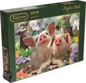 Falcon Piglet Pals - Puzzel - 500 stukjes