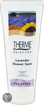 Therme Satin Shower Douchegel - Provence Lavender