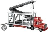 Cars Lift & Launch Mack Transporter Truck- 2 in 1 Speelset