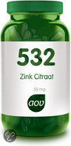AOV Zink Citraat 50 Mg