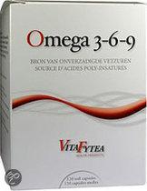 Vita Fytea Omega 3 6 9 60 St