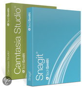 Camtasia Studio/Snagit bundel - Engels
