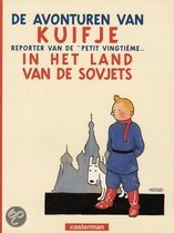 Kuifje 001 Kuifje in het land van de Sovjets