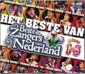 Het Beste van de Beste Zangers van Nederland (CD+DVD)