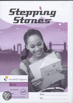 Stepping Stones / 2 T/hv / deel Activity book A en B