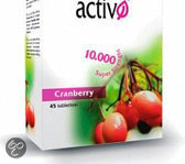 Activo Crandberry Super Strength - 40 tabletten