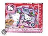 Schilderen Op Nummer: Hello Kitty