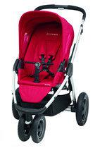 Maxi Cosi Mura Plus 3 - Kinderwagen 2013 - Intense Red