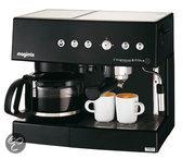 Magimix L'Expresso & Filtre Combinatie Espressomachine  - Zwart