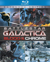 Battlestar Galactica: Blood & Chrome (Blu-ray)