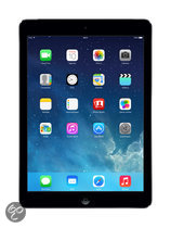 Apple iPad Air - met 4G - 64GB - Space Grey - Tablet