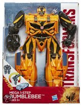 Transformers Mega One-Step Bumblebee