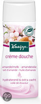 Kneipp Amandelmelk-amandelolie Crème douche