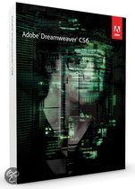 Adobe Dreamweaver 12 CS6 - Nederlands / Mac / Student