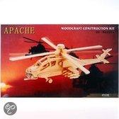Houten bouwpakket Apache