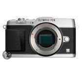 Olympus PEN E-P5 Body - Systeemcamera - Zilver
