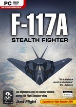 F-117A Stealth Fighter FS X Add-On