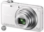 Sony Cybershot DSC-WX80 - Wit