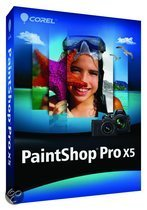 Corel PaintShop Pro Photo X5 (15) - Engels