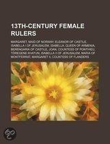 13th-Century Female Rulers