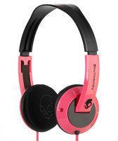 Skullcandy Uprock Pink - Koptelefoon