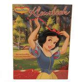 Disney Princess Sneeuwwitje Kleurboek Met Verjaardagskalender