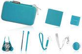 Playfect 12-in-1 Standaard Accessoirepakket Turquoise 3DS + Dsi + DS Lite