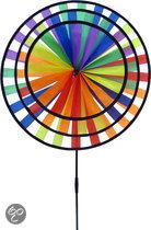 Rhombus Windmill Triple Wheel