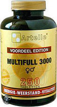 Artelle Multifull 3000 - 250 tabletten - Multivitamine