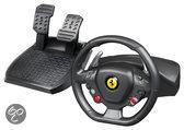 Thrustmaster Ferrari 458 Racestuur + Pedalen Xbox 360 + PC