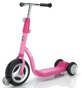 Kettler Scooter - Step - Roze