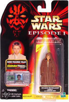 Star Wars Speelgoed: Anakin Skywalker Naboo with Comlink Unit
