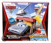 Cars 2 Barrel Blowout Track Set