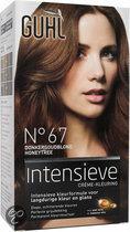Guhl Intensive - No. 67 Donker Goudblond Crème-kleuring