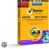 Symantec Norton 360 Multi Device 2.0 - Benelux / 1 Gebruiker / 3 Licenties + Monsters University DVD ACTIE