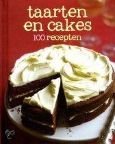100 recepten Taarten en cakes