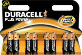 Duracell Plus Power Aa 8-Pack