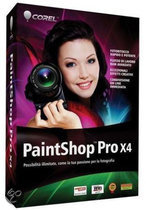 Corel Paintshop Pro X4 - Nederlands