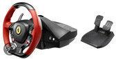 Thrustmaster Ferrari 458 Spider Racestuur Xbox One - Zwart + Rood