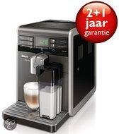 Saeco Moltio HD8769/11 Volautomaat Espressomachine - Zilver