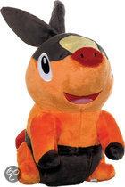 Pokémon Pratende Pluche Knuffel 30 cm - Tepig