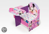 Stoel + tafeltje Minnie Mouse