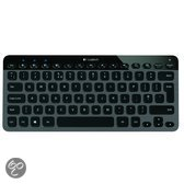Logitech K810 Bluetooth Illuminated Toetsenbord - QWERTY