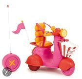 Lalaloopsy RC Scooter - 40 MHz