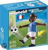 Playmobil Voetbalspeler Frankrijk - 4737