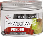 Lucovitaal Super Raw Food Tarwegras poeder - 150 gram -Voedingssupplementen