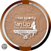 Miss Sporty Tan Up Your world Bronzer - 020 - Bronzingpoeder & Blush