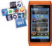 Nokia N8-00 - Oranje